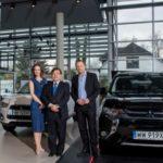 Anna Cieślak i Maciej Stuhr ambasadorami Mitsubishi Motors!