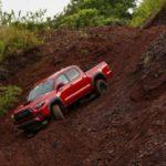Toyota Tacoma TRD Pro 2017 gotowa na bezdroża