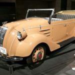 Model AB Phaeton – pierwszy kabriolet Toyoty