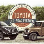 Toyota Off-Road Festival – 3. zlot terenówek Toyoty