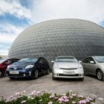 20 lat hybryd Toyoty na Automobile Council