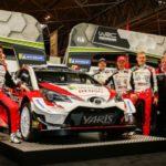 Trio Toyota Gazoo Racing gotowe na Rajd Monte Carlo