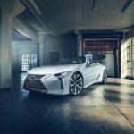 Data premiery Lexusa LC Convertible niemal pewna