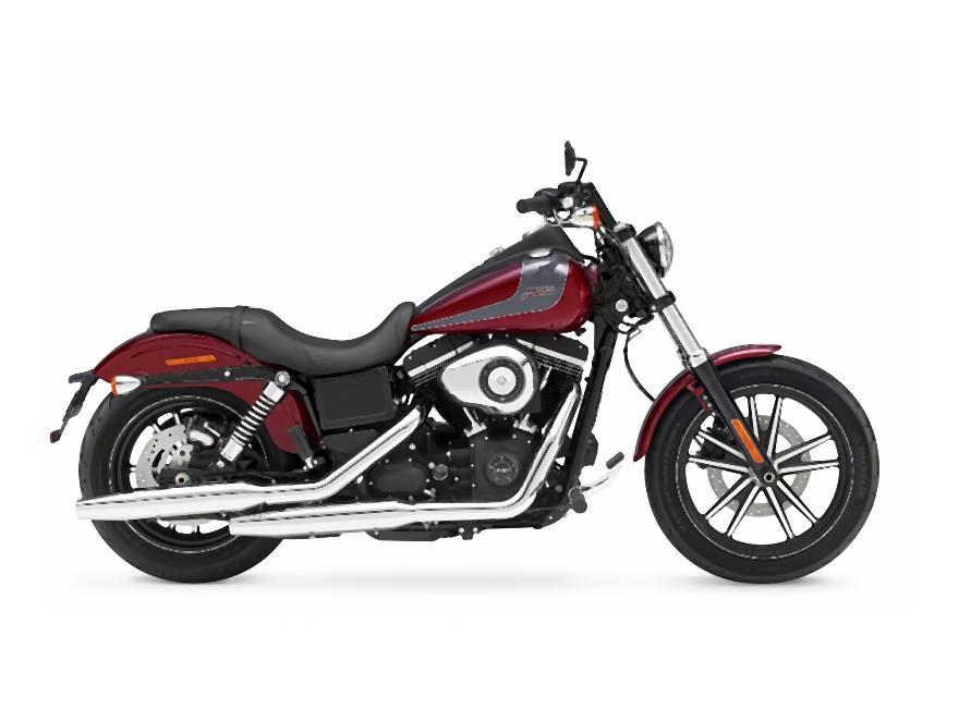 Motocykle przeznaczone do bezkompromisowej, ostrej jazdy. HARLEY-DAVIDSON? 2014