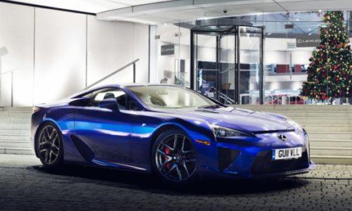 Lexus LFA kończy 10 lat. Poznaj nieznane fakty z jego historii