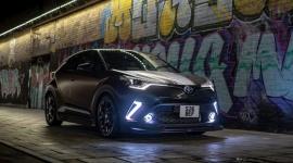 Hybrydowa Toyota C-HR z pakietem TRD - eksperyment brytyjskiej tunerki LIFESTYLE, Motoryzacja - Samochody Toyoty to bardzo wdzięczny materiał do modyfikacji.